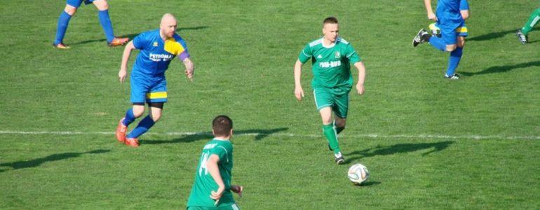 Wyniki sobotnich meczów lig seniorskich
