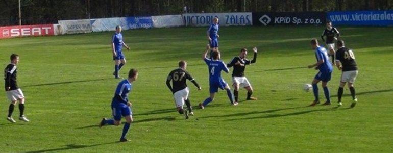 LKS Jawiszowice wygrał w derbach powiatu oświęcimskiego w V lidze
