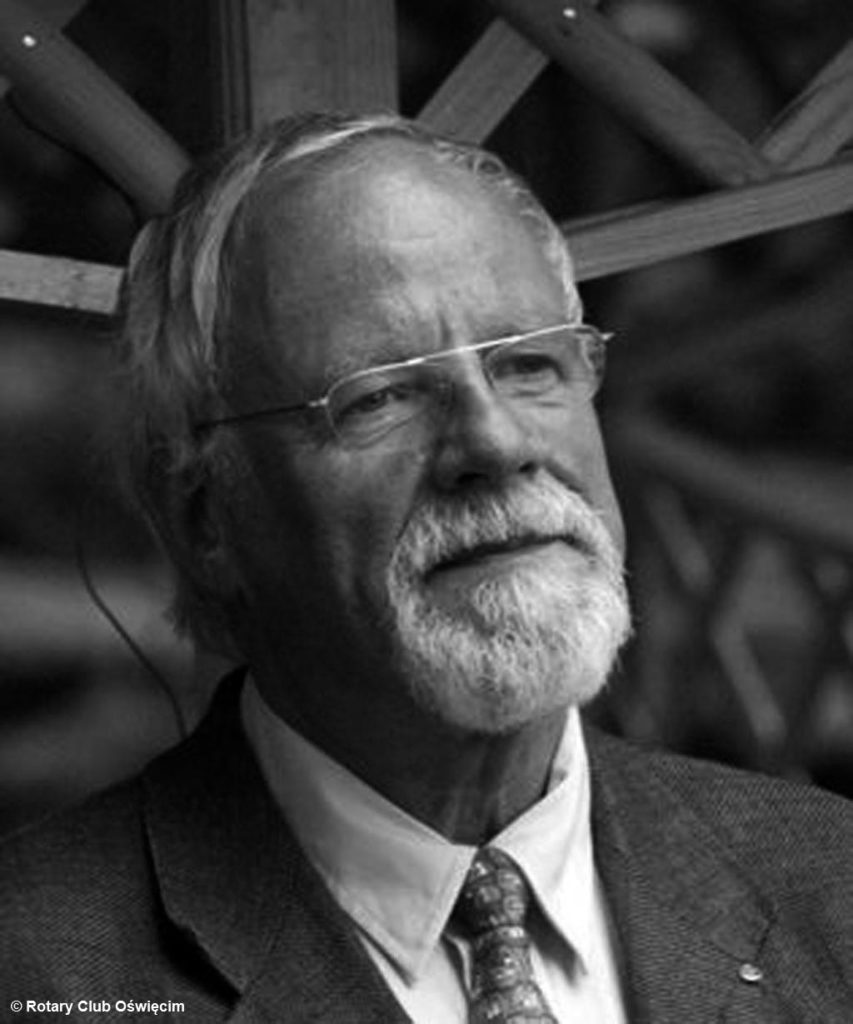 Oświęcim, Richard Pyritz, Rotary, rotarianie, pomoc