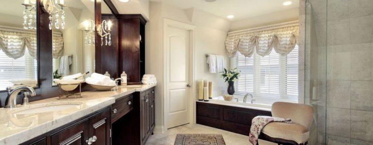 Oświetlenie łazienki – jak to zrobić?