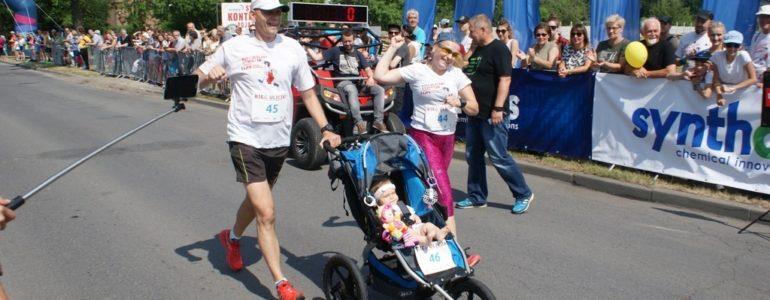 TLFO2017. Ponad tysiąc biegaczy na ulicach Oświęcimia – FOTO