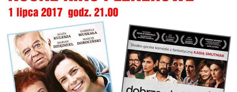 W sobotę Oświęcimski Kinowy Ogródek Plenerowy