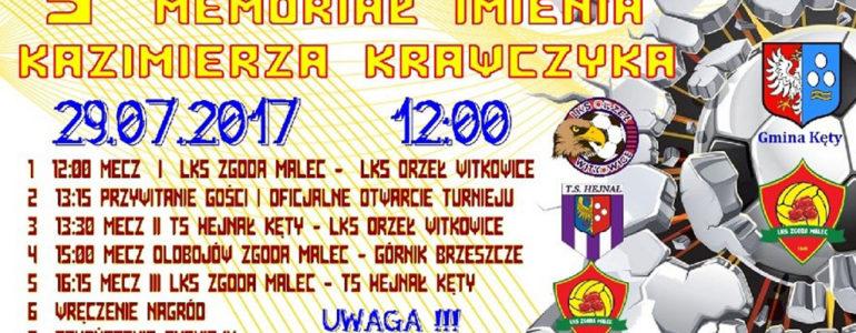 5. Memoriał imienia Kazimierza Krawczyka