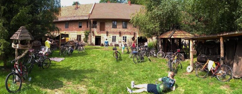 Druga wycieczka rowerowa z MotoGALICJĄ – FOTO