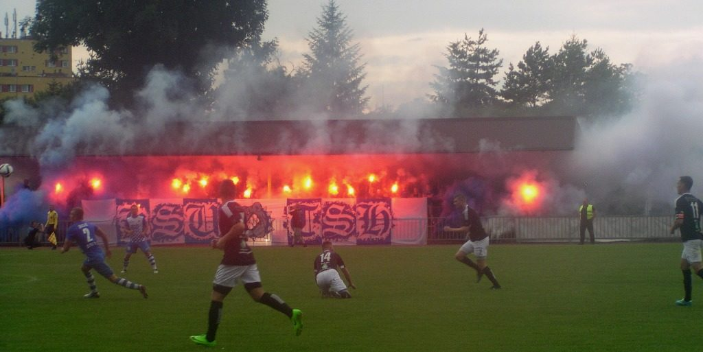 Unia Oświęcim, Hutnik Kraków, Oświęcim, IV liga grupa zachodnia