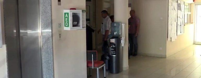 Defibrylator w starostwie – FILM