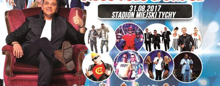 Wygraj bilety na Tyski Festiwal Disco Polo&Dance
