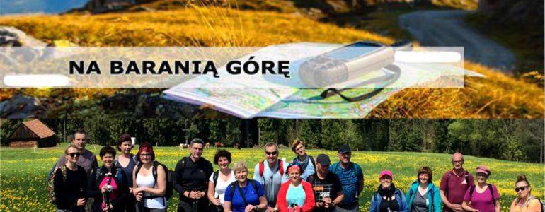 50. Jubileuszowy Rajd Nordic Walking Na Baranią Górę