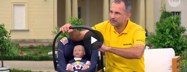 Jak dobrze wybrać fotelik samochodowy dla dziecka?