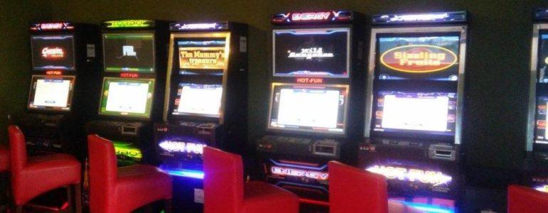 Zlikwidowali salon gier hazardowych