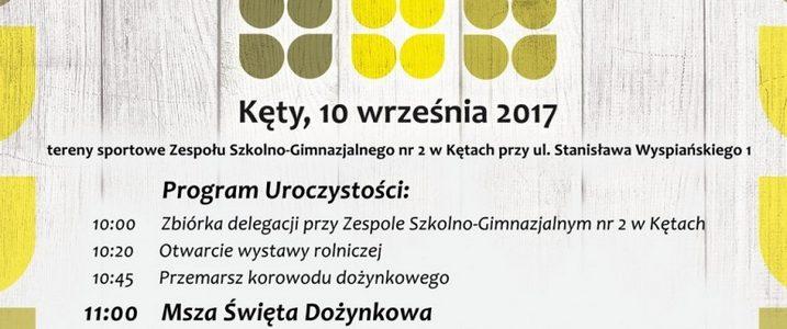 Dożynki Diecezjalno-Powiatowo-Gminne