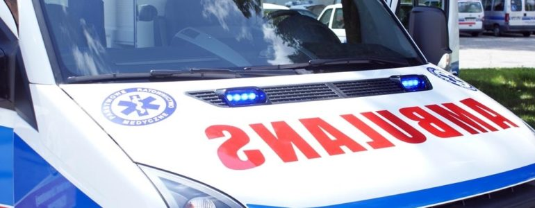 Wypadek na moście Piastowskim – ogromne korki w Oświęcimiu