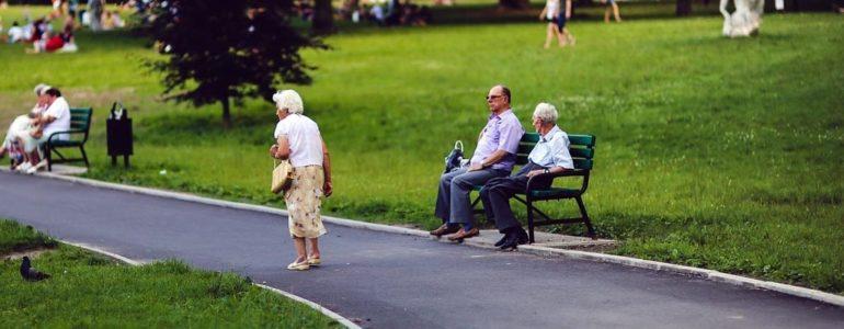 Zagubieni seniorzy i troska mieszkańców