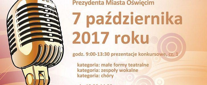 IV Oświęcimskie Spotkania Artystyczne Seniorów 2017
