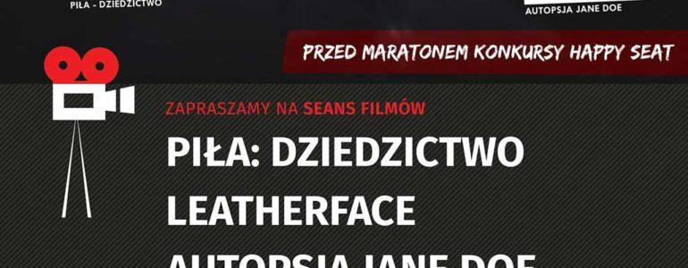 Maraton Halloween w Planet Cinema
