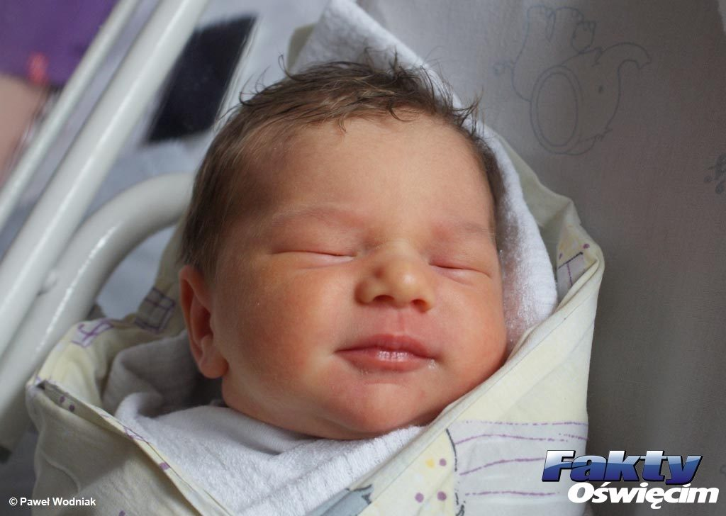 Kolejny raz okazało się, że na oddziale noworodkowym Szpitala Powiatowego w Oświęcimiu prym wiodą dziewczyny. Chłopców jest, jak na lekarstwo.