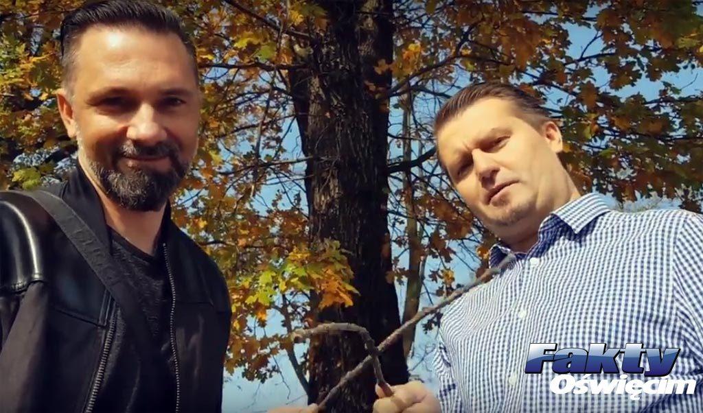 Bartek Demczuk i Robert Korólczyk, dobrze wszystkim znani z Kabaretu Młodych Panów zapraszają na mecz MOWP - HRAP. Obejrzyjcie, dlaczego warto z nami być 4 listopada.