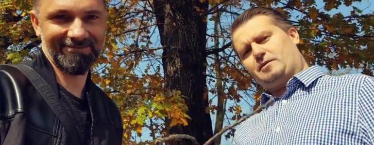 Bartek Demczuk i Robert Korólczyk zapraszają na mecz MOWP – HRAP