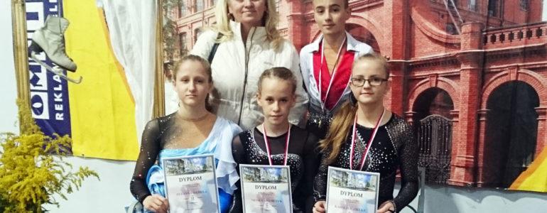 Łódzka Łyżwa 2017 i trzy medale – FOTO