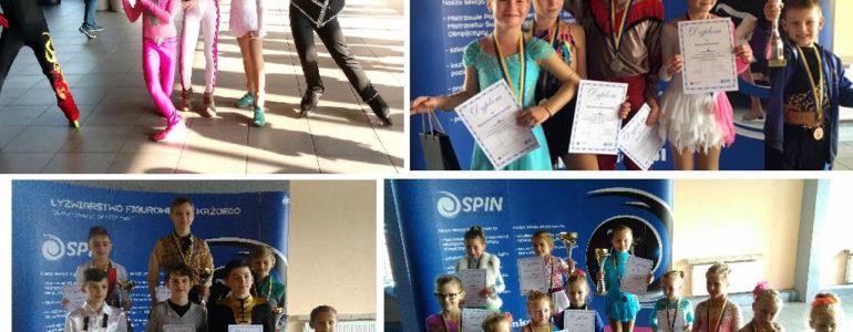 Cztery łyżwiarskie medale w Katowicach