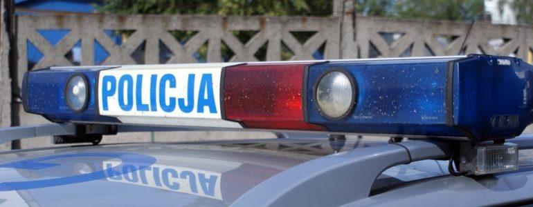 Ciężarówka zablokowała przejazd w Gorzowie