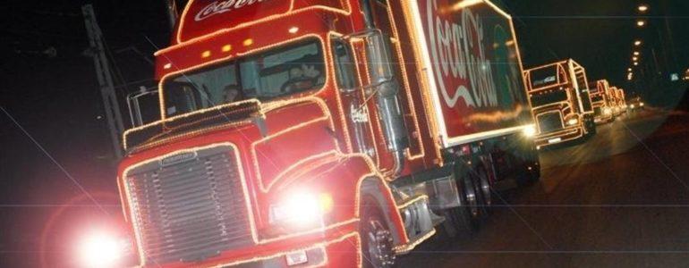 Świąteczna Ciężarówka Coca-Coli zawita do Oświęcimia