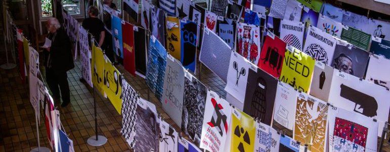 VI Międzynarodowe Biennale Plakatu Społeczno Politycznego