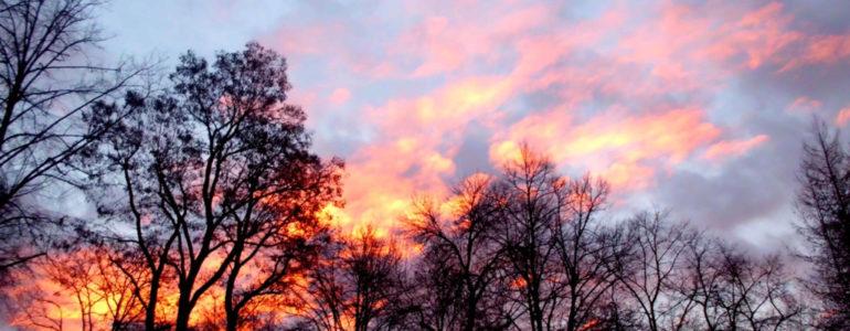 Niebo nad Oświęcimiem – FOTO