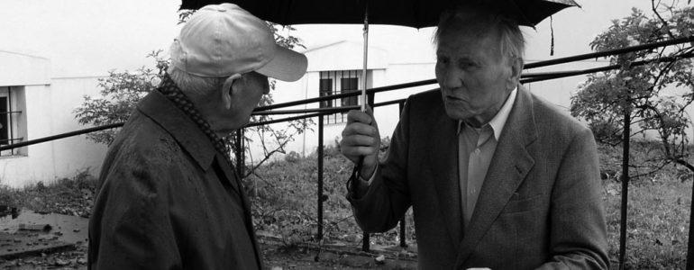 Odszedł Kazimierz Piechowski, najsłynniejszy uciekinier z Auschwitz – FILM