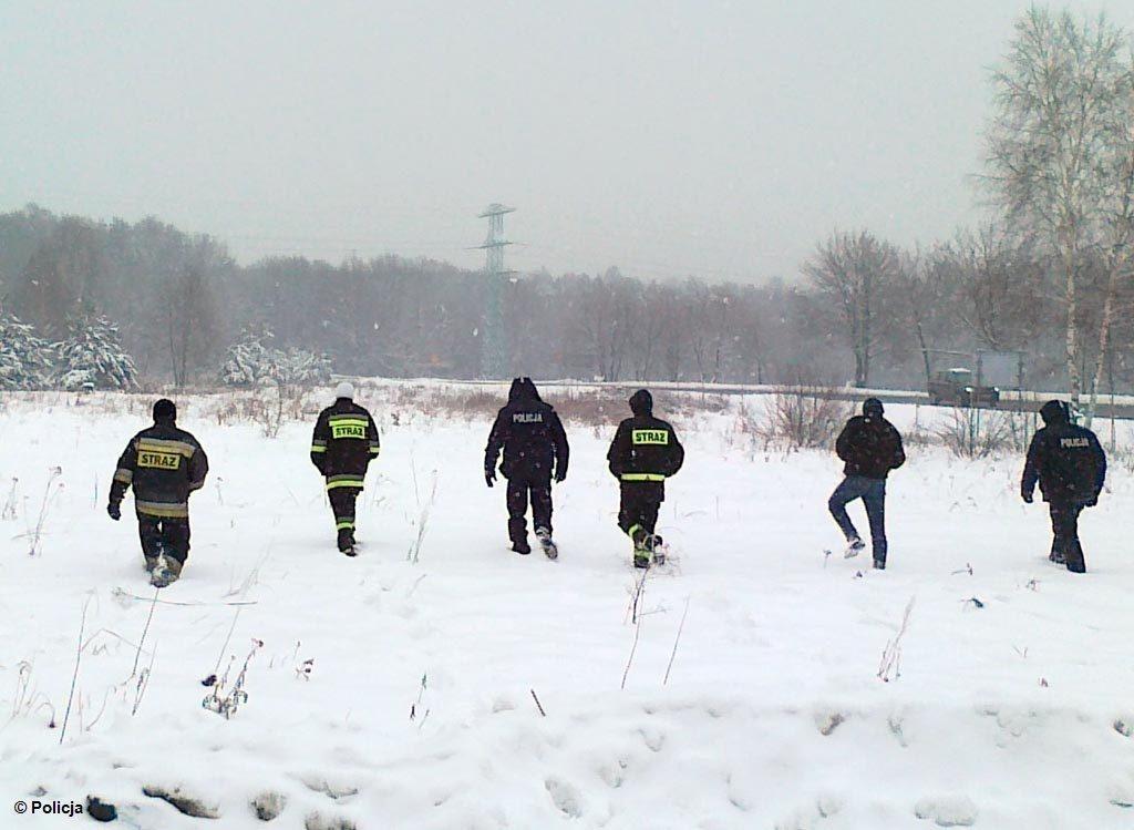 Szósty dzień trwają poszukiwania Stanisława Walusia. 80-letni oświęcimianin zaginął 17 stycznia. Dzień później rodzina zgłosiła ten fakt policji.