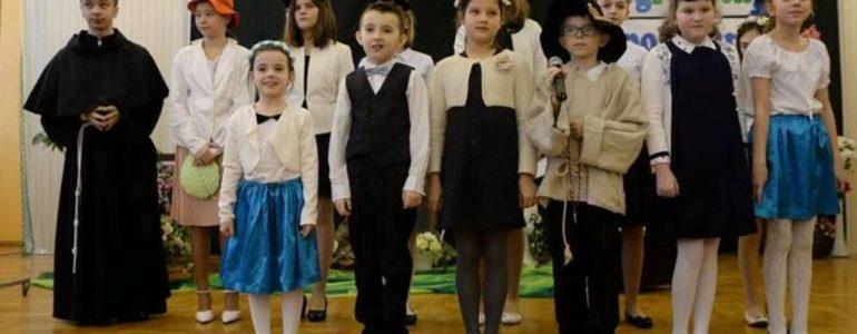 Uczniowie wzięli udział w konkursach o św. Maksymilianie