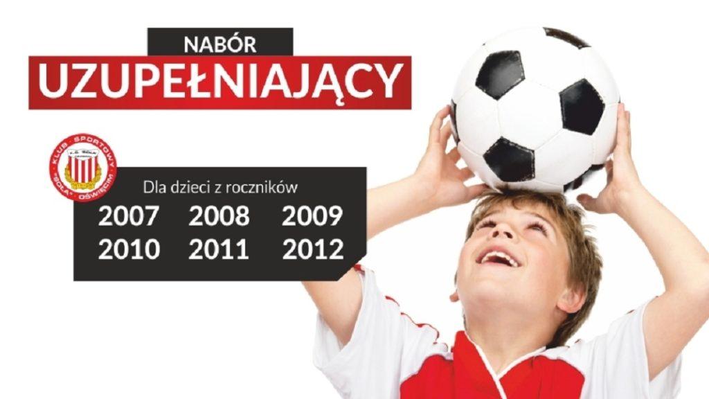 Soła Oświęcim zaprasza na treningi dzieci z roczników 2012, 2011, 2010, 2009, 2008 oraz 2007, które chciałyby rozwijać swoje umiejętności sportowe w naszych drużynach młodzieżowych.