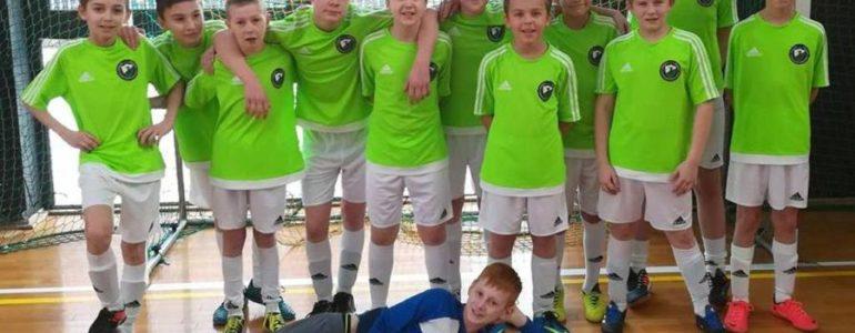 Kolejny sukces LKS Jawiszowice w Turnieju o Puchar Zimy