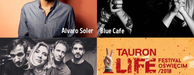 Alvaro Soler, Blue Cafe i Vera Jonas na TLFO 2018
