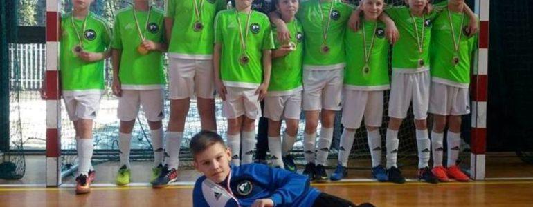 Młodzicy LKS Jawiszowice potwierdzili swoją dominację w Pucharze Zimy w tym sezonie