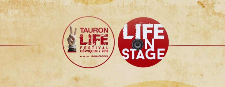 Zdecyduj, kto zagra na Tauron Life Festival Oświęcim