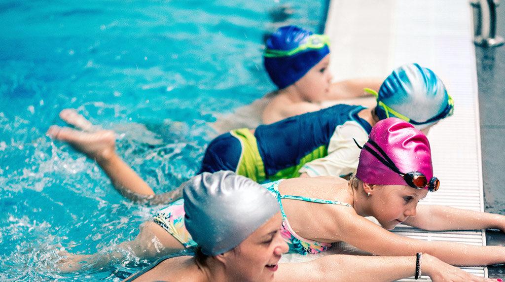 Oświęcimski Klub Sportowy Beskid Team prowadzi naukę pływania, a także zajęcia z doskonalenia pływania. Naukę mogą podjąć nawet czterolatki.
