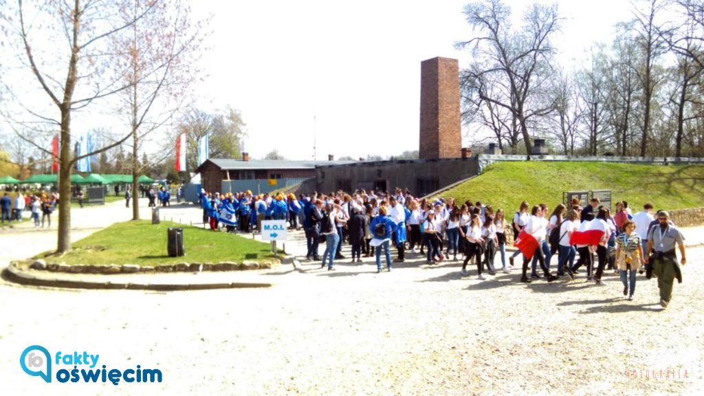 Za chwilę 12 tysięcy głównie młodych ludzi, w większości Żydów z całego świata wyruszy w Marszu Żywych z miejsca pamięci Auschwitz do Birkenau. Będzie wśród nich także duża grupa Polaków.