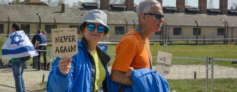Żydzi i Polacy oraz Ocaleni w Marszu Żywych – FILMY, FOTO
