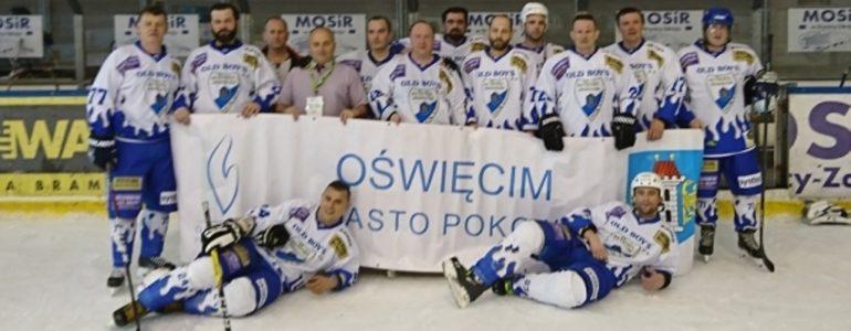 Czwarte miejsce Old Boys Unii Oświęcim na mistrzostwach Polski