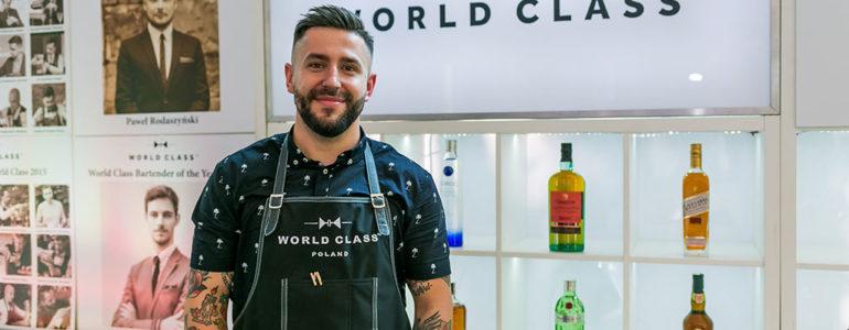 Koktajlowy mundial barmana z Osieka