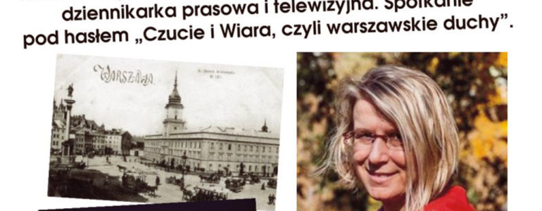 Spotkanie autorskie z Małgorzatą Karoliną Piekarską