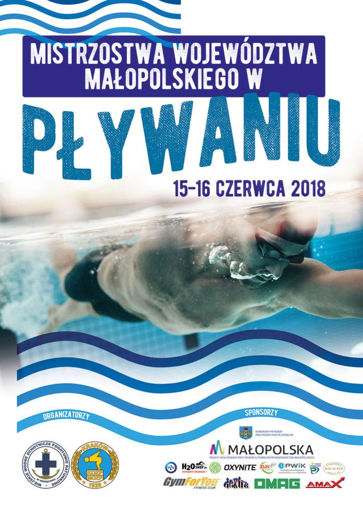 Pływacy będą rywalizować w Oświęcimiu o Mistrzostwo Małopolski. W dniach 15-16 czerwca na pływalni w Oświęcimiu odbędą się zawody pływackie.