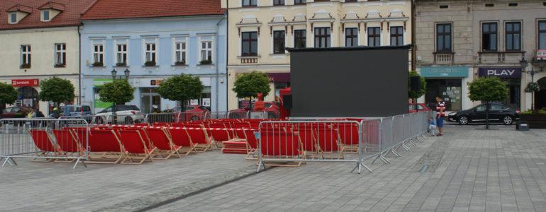 Miejska Strefa Kibica na rynku – FILM