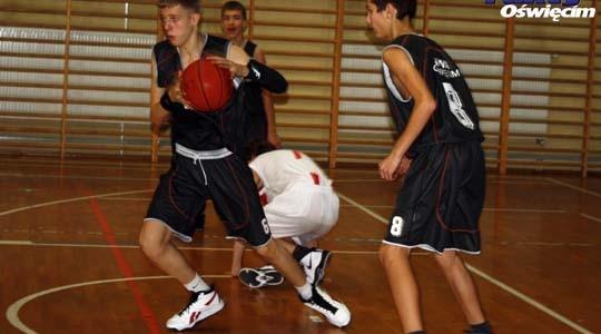 KOSZYKÓWKA. Młodzi koszykarze Niwy lepsi od Wisły Kraków i PM Tarnów