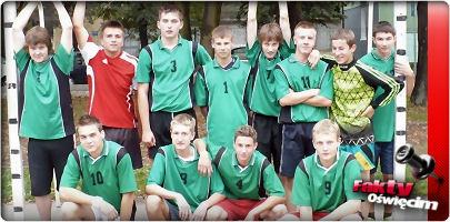 PIŁKA RĘCZNA. Runda jesienna Ligi Piłki Ręcznej