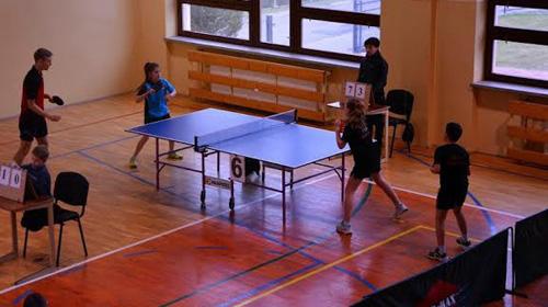 Rada Powiatowa LZS zaprasza na mistrzostwa w tenisie stołowym