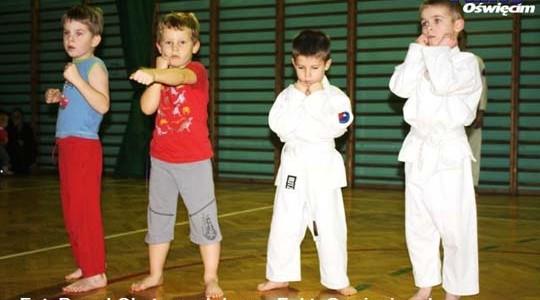 Zawody Oświęcimskiego Klubu Karate