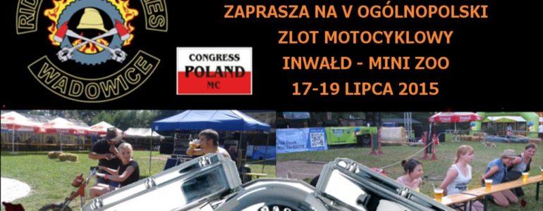 Krzywa zagra na motocyklowej imprezie w Inwałdzie