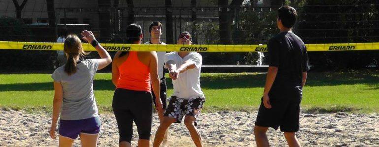 W niedzielę turniej siatkówki dla zespołów LKS
